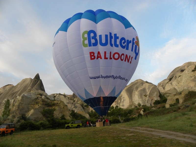 Butterfly Balloons