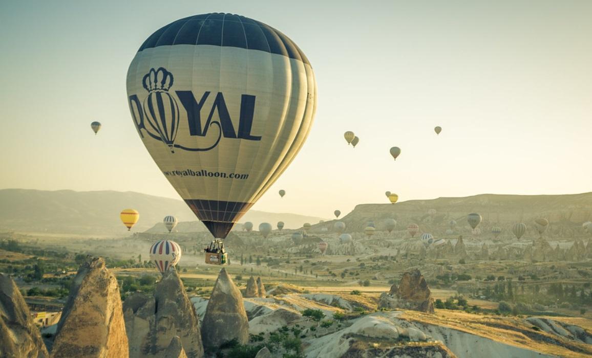 Royal Balloons