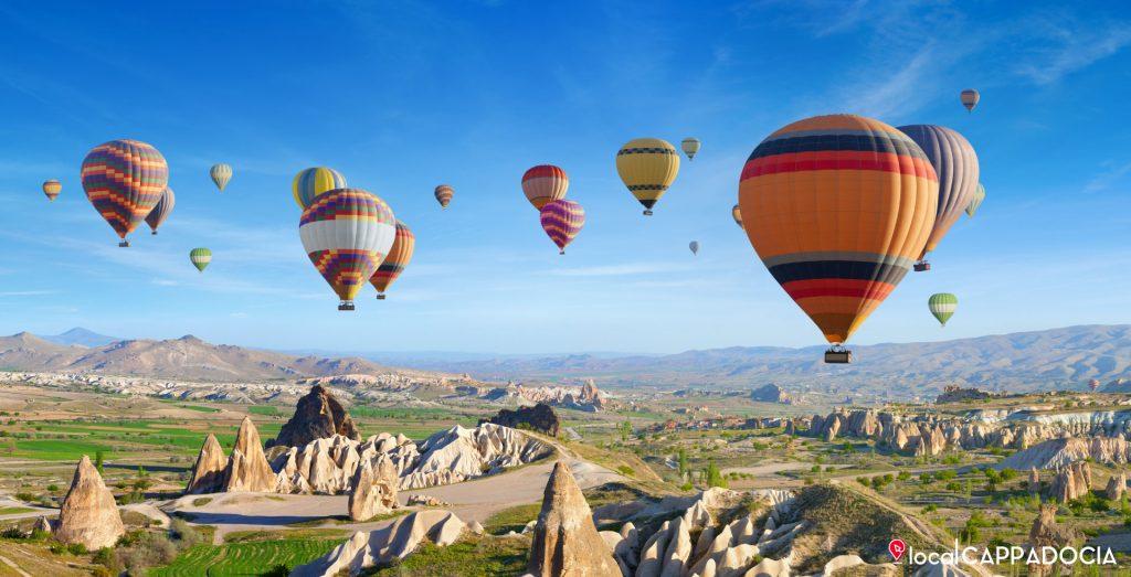 Cappadocia Hot Air Balloon Prices
