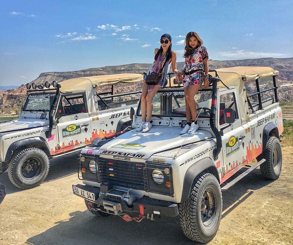 Capp Off Jeep Safari
